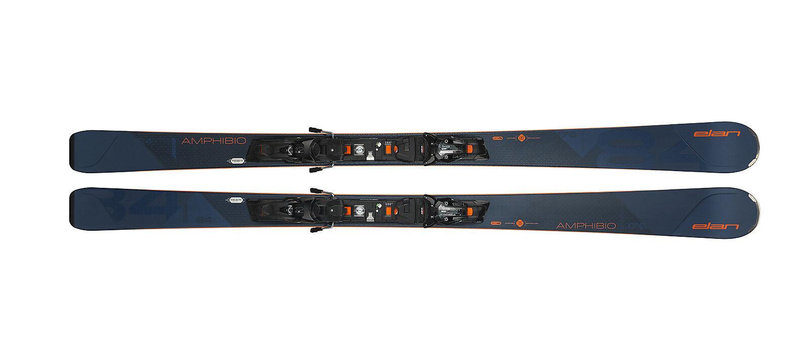Elan Amphibio 84 XTI Fusion in 170 cm inkl. Elan ELX 12 GW - Neuware 18/19
