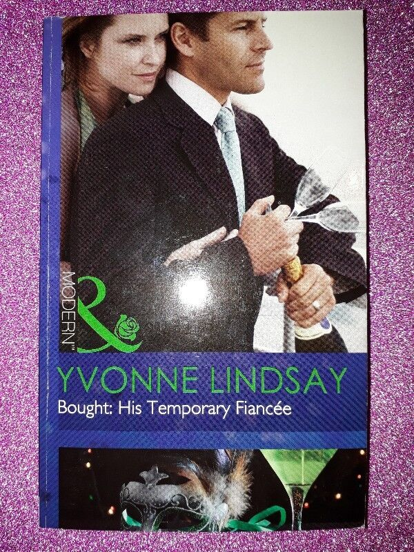 Bought: His Temporary Fiancee - Yvonne Lindsay - Mills & Boon.