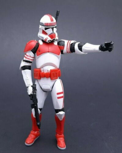 Shock Trooper Super Articulated 2005 Hasbro Star Wars ™
