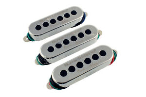 NEW-Burns-Brian-May-Tri-Sonic-PICKUP-SET-3-Pickups-Guitar-Chrome-Isotropic-Queen