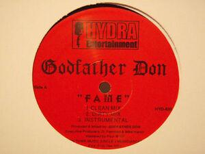 GODFATHER-DON-FAME-b-w-DA-BOMB-BABY-12-034-1998-RARE