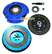 FX STAGE 2 CLUTCH KIT+ALUMINUM FLYWHEEL fits 91-98 NISSAN 240SX 2.4L KA24DE