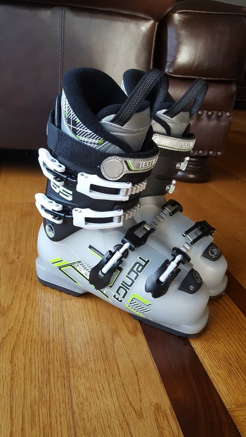 TECNICA THE AGENT 65 SKI 23.5 stivali SIZE 23.5 SKI 278 mm 230-235 3de5cd