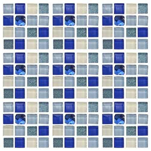 Waterproof Kitchen Tile Stickers Polishing Wall Pasters for Home Decor DIY