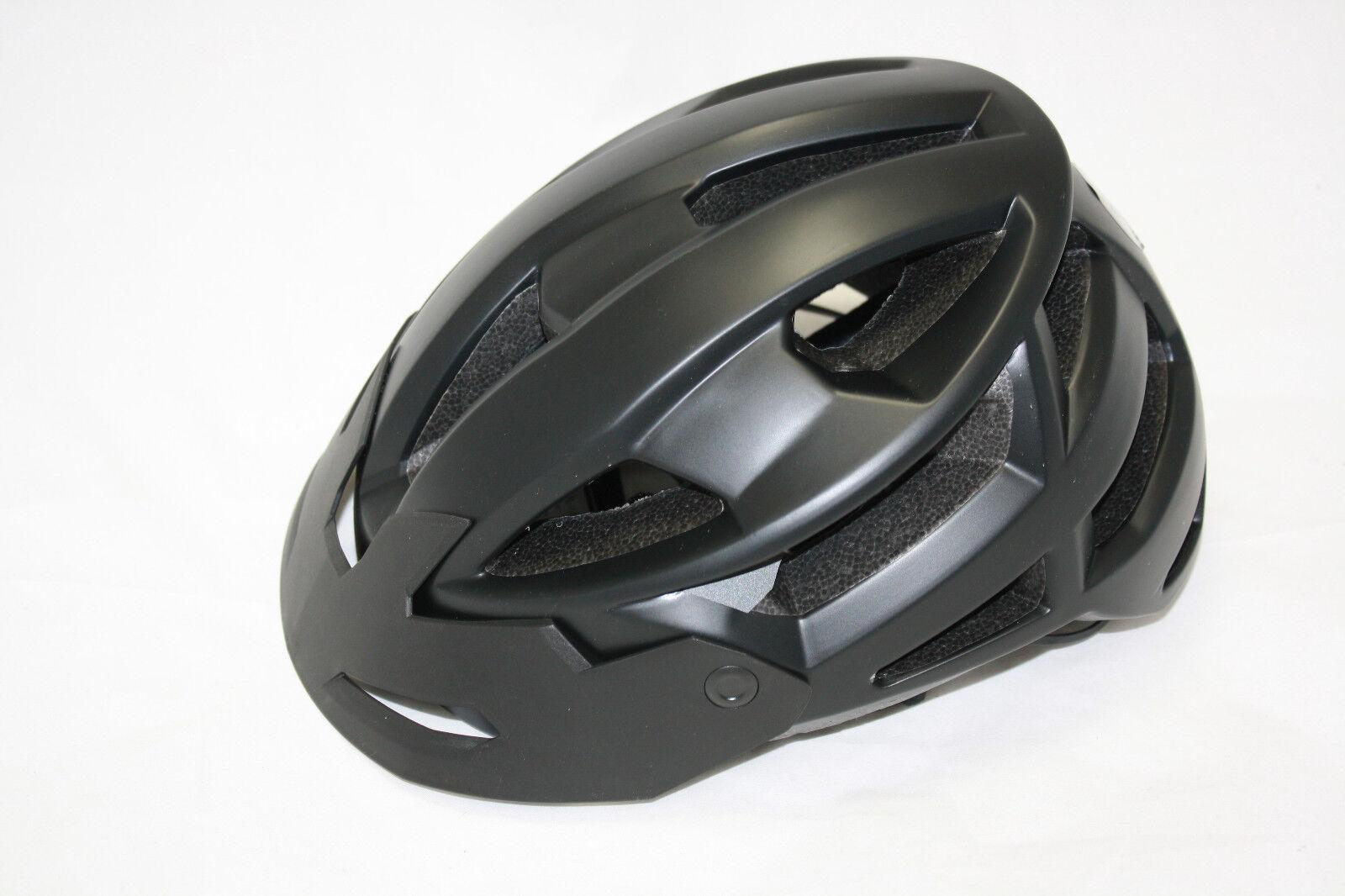 Bern casco  fl-1xc inmold MTB casco bici casco  s  52-55,5cm, maletero negro  tienda