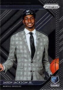 Jaren-Jackson-Jr-RC-2018-19-Panini-Prizm-Luck-of-the-Lottery-Rookie-Card-4-NBA