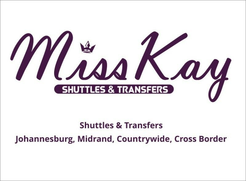 Miss Kay Shuttles and Transfers,  Tour Agency to airports, concerts, corporate, pupils to school.