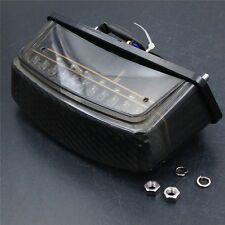 Smoke rear Brake LED Tail lights for 94-08 Monster 900 1000 S2R S4 S4R S4RS