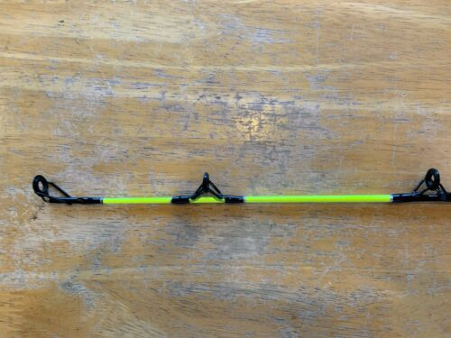 """2 PACK OKUMA CLASSIC PRO 7/'0/""""  LEAD CORE TROLLING ROD CHARTREUSE TIP CP-LC-70-CT"""