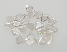 1.06cts 21pc Natural Polki Flat Diamond Loose(Rose Cut) VS Clarity F Color Clean