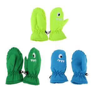 MagiDeal-Waterproof-Gloves-Child-Kids-Boys-Girls-Sports-Snow-Warm-Mittens