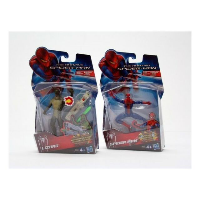 Hasbro - SPIDERMAN ACTION FIGURES mini personaggio assortiti 372011861