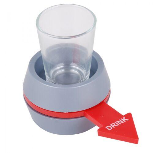 Trinkspiel mit Pfeil Saufspiel Partyspiel Shooter Glas Drinking game Schnapsglas