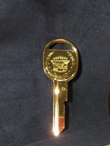 Rare-Cadillac-Gold-Key-039-D-039-Door-Trunk-Glovebox-for-Fleetwd-Brogham-Eldo-Sev