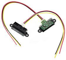 Arduino Sharp Gp2y0a21 2y0a21 gama infrarroja De Sensores De Distancia + 3 Pines Cable D14
