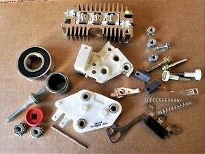 Delco Alternator Parts Diagram Delco Alternator Rebuild Kit ... on