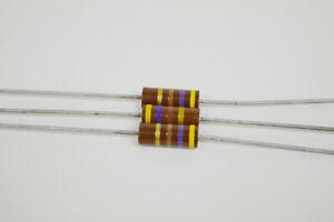 3pk-470-Ohm-1-Watt-5-Allen-Bradley-Resistors