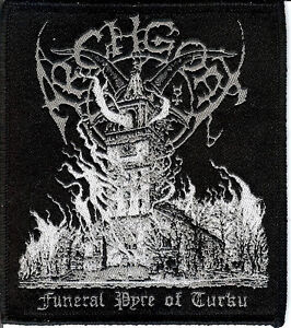 Archgoat-Turku-Patch-Bathory-Black-Metal-Moyen-Blasphemy-Sarcofago-Sepultura