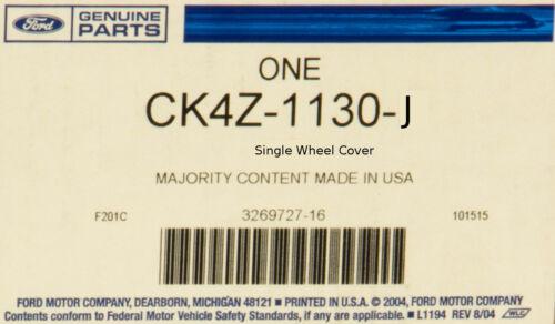 OEM NEW 2015-2017 Ford Transit One 1 Wheel Cover Hub Center Cap CK4Z1130J