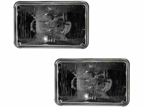 For 1976-1985 Cadillac Seville Headlight Assembly Set 14537SD 1977 1978 1979