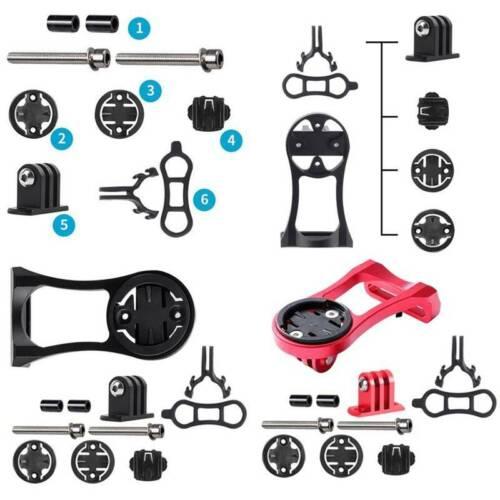 Für Wahoo Black Elemnt Mini Bolt Gopro Fahrradstiel Computerhalterung Lichthalte