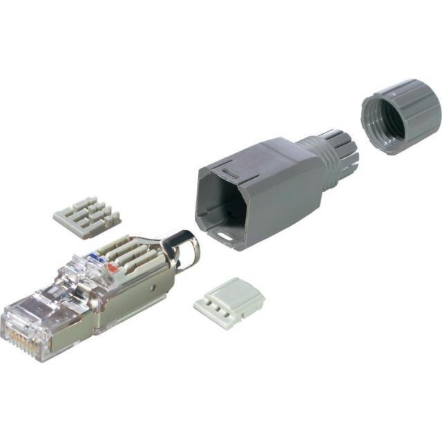 WAGO 750-975 Rj45 Ethernet Connector Plug 8way Cable | eBay