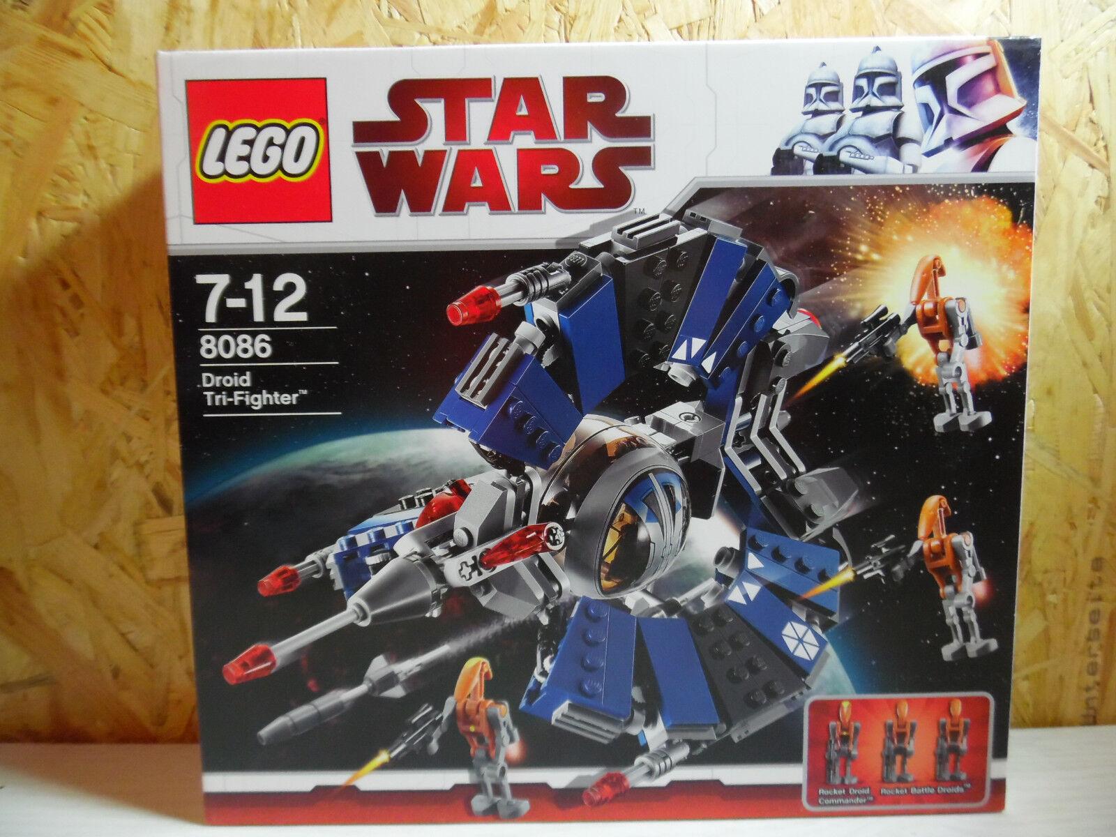 LEGO Star Wars / Droid Tri- Fighter / 8086 OVP / Neu und OVP 8086 625cfa