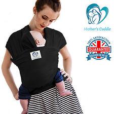 Happy Wrap Organic Baby Carrier Black Ebay
