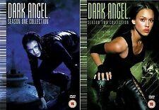 DARK ANGEL COMPLETE SERIES 1 2  Season 1-2 Collection UK REGION 2 DVD