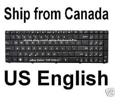 ASUS K75D K75DE K75A Keyboard - US English 0KNB0-6242US00 V118502BS4