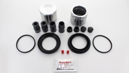 Avant Étrier De Frein Joint /& Piston Kit De Réparation Pour BMW 530 D E39 Brkp 14