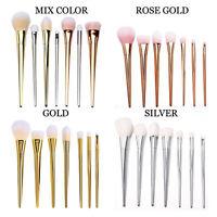 7pcs Makeup Brushes Set Powder Foundation Eyeshadow Eyeliner Lip Brush Tool
