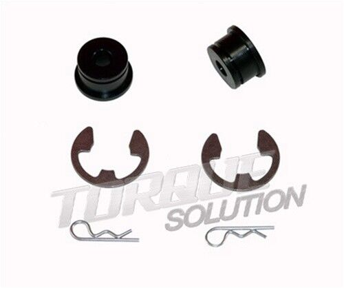 Torque Solution Shifter Cable Bushings Fits Honda Civic 06 Si Only