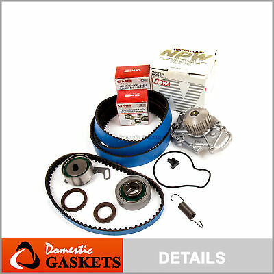 Timing Belt Kit NPW Water Pump for 97-02 Honda Odyssey Accord F22B1 F23A