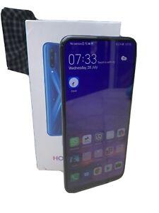 Huawei Honor 9 - 128GB-Midnight Nero (Sbloccato) perfetta COND