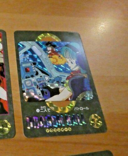 Dragon ball z gt dbz dbs visual custom fan card ssc prism holo card 56 new mint