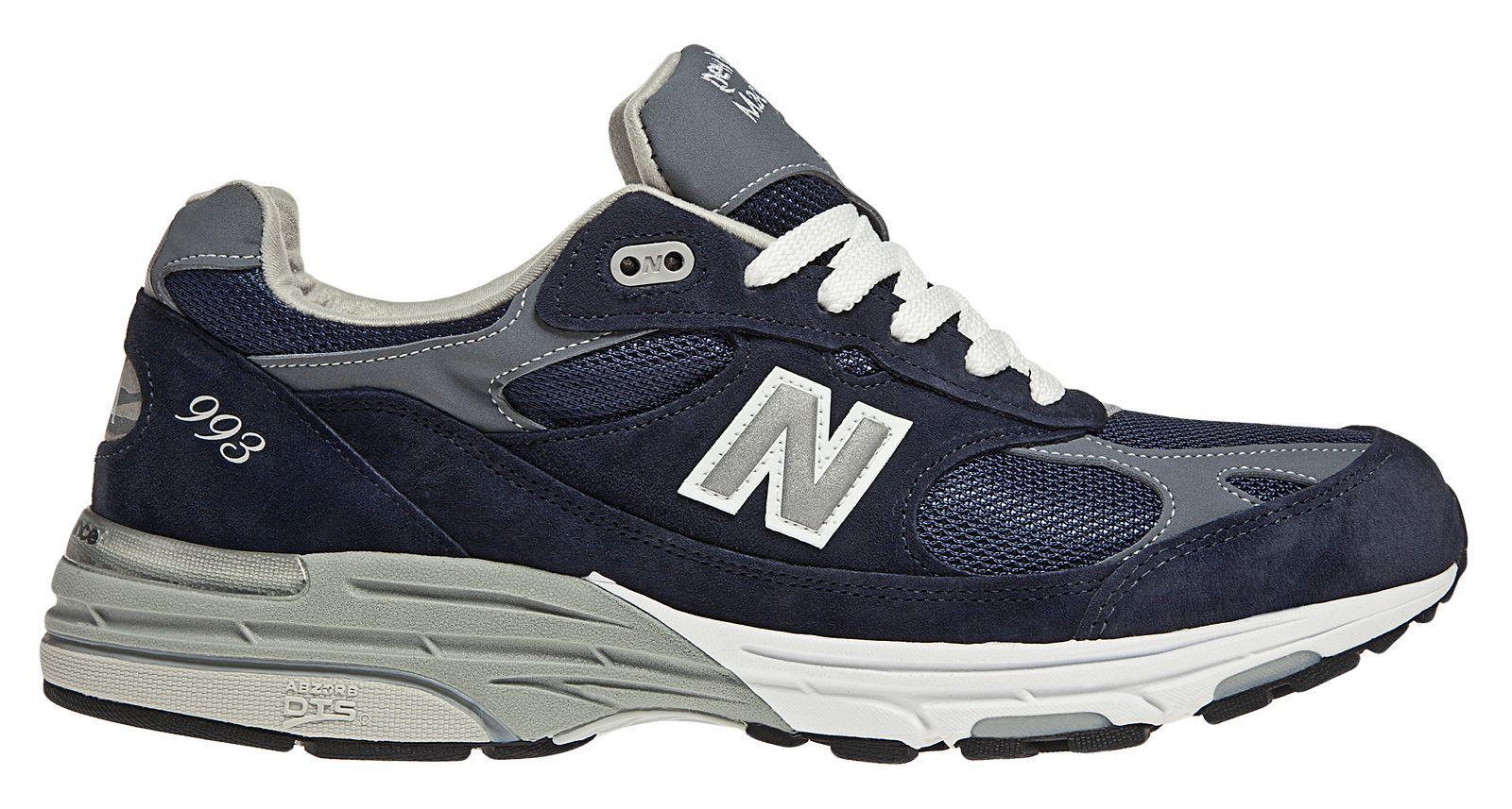New Balance De Mujer Clásicos 993 Calzado Calzado Calzado para Correr Azul  Precio por piso