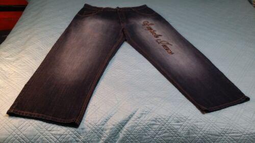 Ice Jeans W40 Wash Genuine Dark 0903 L32 Pole Taille HrxH46
