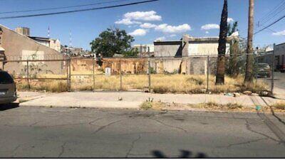 Terreno en venta zona centro de la ciudad  Chihuahua