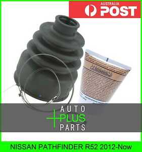 Fits-NISSAN-PATHFINDER-R52-2012-Now-BOOT-INNER-CV-JOINT-KIT-83X117X25-6