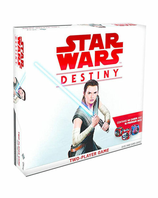 STAR WARS DESTINY TWO-PLAYER BOXED SET FORCE FRIDAY BRAND NEW FREE SHIPPING FFG