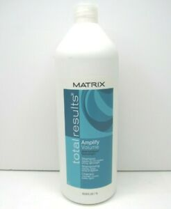 Matrix-Total-Results-Amplify-Volume-Shampoo-33-8-Oz-Color-Treated-Hair-Care-NEW