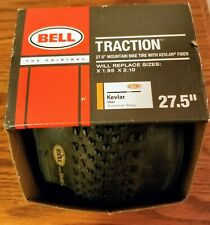 "Bell Traction 27.5/""  Mountain Bike Tire with Kevlar Fiber"
