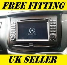 Mercedes Sprinter SAT NAV DVD Player Android Bluetooth Volkswagen Crafter VW Van