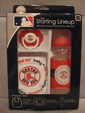Sports Mem, Cards & Fan Shop Boston Red Sox Pacifiers 2 Pack Set Infant Baby Fanatic Bpa Free Mlb Hologram