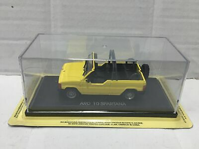 MINIATURE COLLECTION 1//43 IXO IST-LEGENDARY CAR AUTO-B03 ARO 10 SPARTANA