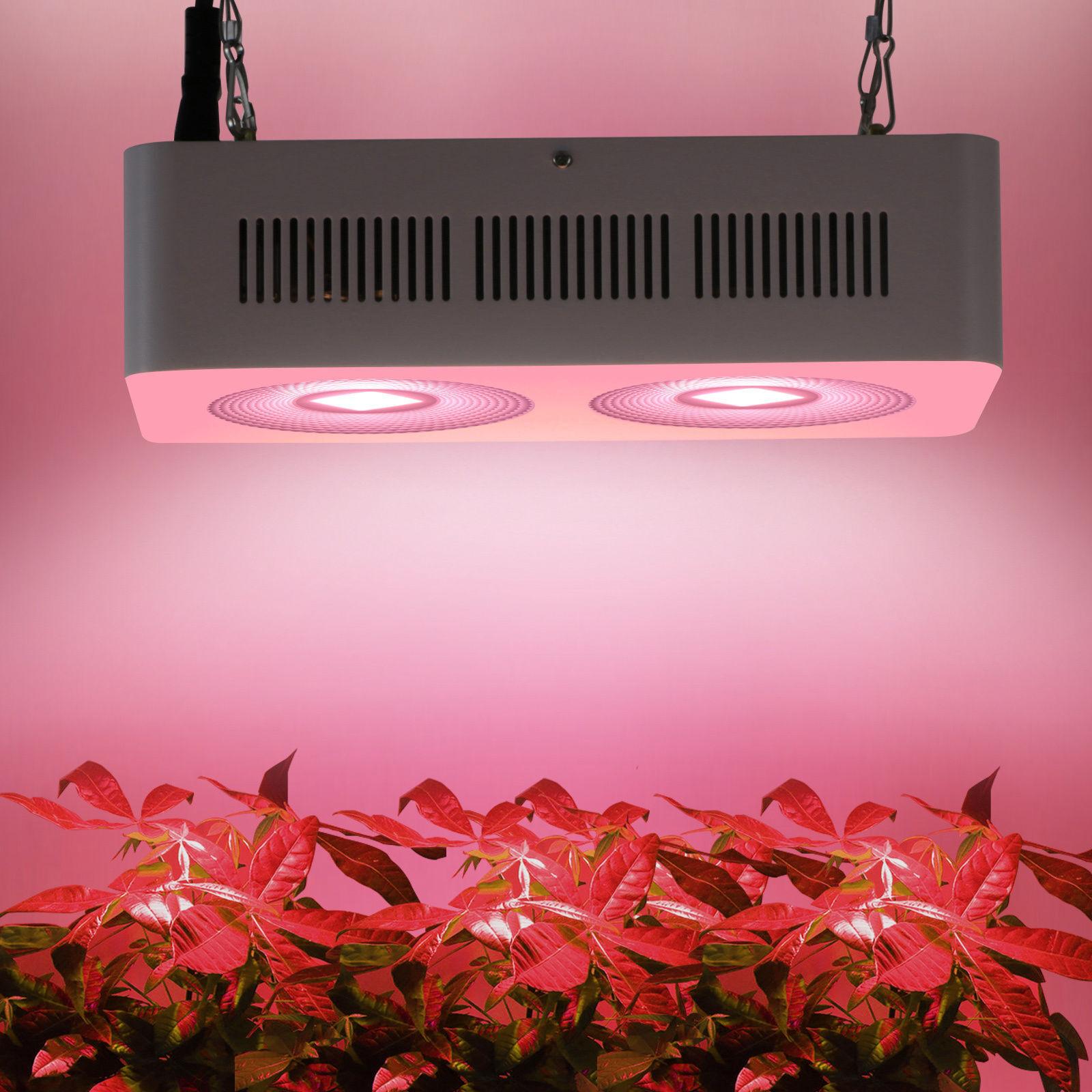 COB 400W  LED Pflanzenlampe indoor medizinisch Pflanze Gemüse  Frucht  wachsend
