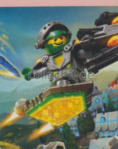 Lego nexo Knights-sticker nº 8-Blue Ocean