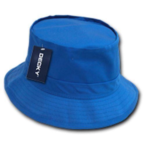 1 Dozen Decky Fisherman/'s Bucket Hats Constructed Cotton Wholesale Lot
