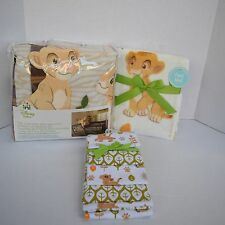 Lion King: Jungle Wild About You Baby Crib Bedding 9 Pc. Packet by Disney Baby